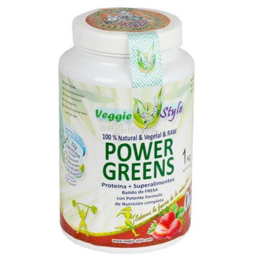 power green 1kg fresa